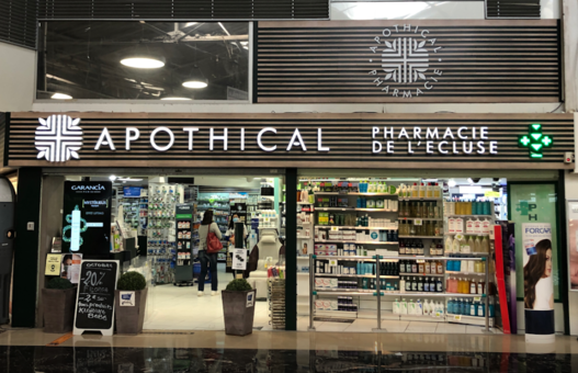 Pharmacie de l'Ecluse,BOLLÈNE