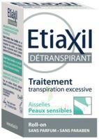 Etiaxil Aisselles Détranspirant Peau Sensibles Roll-on/15ml à BOLLÈNE