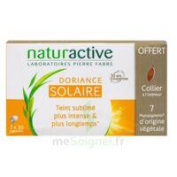 Naturactive Doriance Solaire 2x30 Capsules + 1 Collier Offert à BOLLÈNE