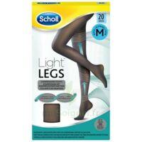 Scholl Light Legs™ Collants 20d Noir L à BOLLÈNE