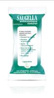 Saugella Antiseptique Lingette Hygiène Intime Paquet/15 à BOLLÈNE