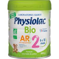 Physiolac Bio Ar 2 à BOLLÈNE