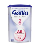 Gallia Bebe Expert Ar 2 Lait En Poudre B/800g à BOLLÈNE