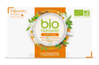 Nutrisanté Infusions Bio Tisane Digestion 20 Sachets à BOLLÈNE