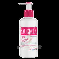 Saugella Girl Savon Liquide Hygiène Intime Fl Pompe/200ml à BOLLÈNE