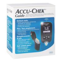 Accu-chek Guide Lecteur De Glycémie Mg/dl Set à BOLLÈNE