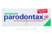 Parodontax Dentifrice Gel Fluor 75ml X2 à BOLLÈNE