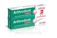 Pierre Fabre Oral Care Arthrodont Dentifrice Classic Lot De 2 75ml à BOLLÈNE
