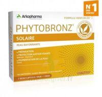 Phytobronz Solaire Caps Tous Types De Peaux 2b/30 à BOLLÈNE