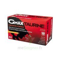 Gmax-taurine+ Solution Buvable 30 Ampoules/2ml à BOLLÈNE