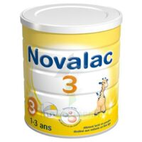 Novalac 3 Lait De Croissance B/800g à BOLLÈNE