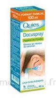 Quies Docuspray Hygiene De L'oreille, Spray 100 Ml à BOLLÈNE