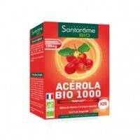 Santarome Bio Acérola 1000 Comprimés à Croquer 2t/10 à BOLLÈNE