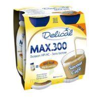 Delical Max 300 Sans Lactose, 300 Ml X 4 à BOLLÈNE