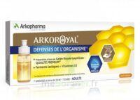 Arkoroyal Défenses Naturelles Gelée Adulte 7 Doses/10ml à BOLLÈNE