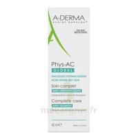 Aderma Phys'ac Global Soin Imperfection Sévères 40ml à BOLLÈNE