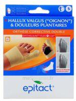 Orthese Corrective Double Epitact A L'epithelium Flex +26 Taille S Pied Gauche à BOLLÈNE