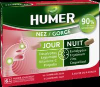 Humer Nez/gorge Jour&nuit 15 Comprimés à BOLLÈNE