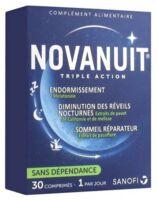 Novanuit Triple Action Comprimés B/30 à BOLLÈNE