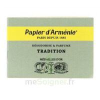 Papier D'arménie Traditionnel Feuille Triple à BOLLÈNE
