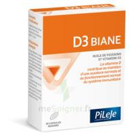 Pileje D3 Biane Capsules 200 Ui - Vitamine D 30 Capsules à BOLLÈNE