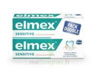 Elmex Sensitive Dentifrice, Tube 75 Ml, Pack 2 à BOLLÈNE