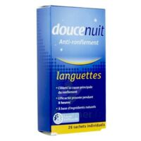 Doucenuit Antironflement Languettes, Sachet 28 à BOLLÈNE