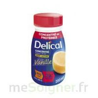 Delical Boisson Hp Hc Concentree Nutriment Vanille 4bouteilles/200ml à BOLLÈNE