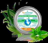 Puressentiel Respiratoire Gommes Menthe-eucalyptus Respiratoire - 45 G à BOLLÈNE