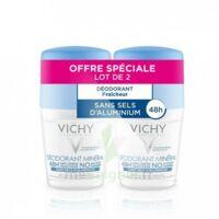 Vichy Déodorant Sans Sels D'aluminium 48h 2 Billes/50ml à BOLLÈNE