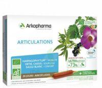 Arkofluide Bio Ultraextract Solution Buvable Articulations 20 Ampoules/10ml à BOLLÈNE