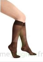Thuasne Venoflex Secret 2 Chaussette Femme Beige Bronzant T1l à BOLLÈNE