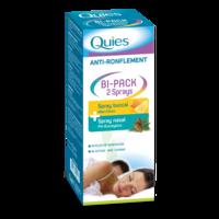 Quies Bi-pack 2 Sprays Buccal Et Nasale Anti-ronflement à BOLLÈNE