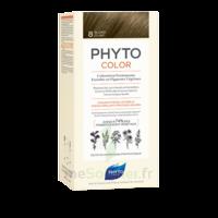 Phytocolor Kit Coloration Permanente 8 Blond Clair à BOLLÈNE
