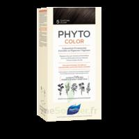 Phytocolor Kit Coloration Permanente 5 Châtain Clair à BOLLÈNE