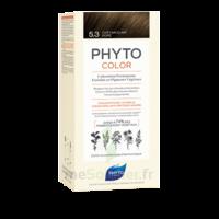 Phytocolor Kit Coloration Permanente 5.3 Châtain Clair Doré à BOLLÈNE