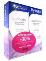 Hydralin Quotidien Gel Lavant Usage Intime 2*200ml à BOLLÈNE