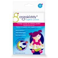 Orgakiddy Protège-cuvette Toilettes Xl Pochette/10 à BOLLÈNE