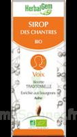 Herbalgem Sirop Bio Des Chantres 150ml à BOLLÈNE