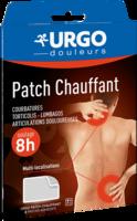 Patch Chauffant Decontractant Urgo X 2 à BOLLÈNE