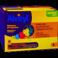 Alvityl Resist Solution Buvable 8 Fioles à BOLLÈNE