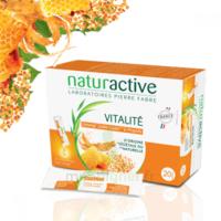 Naturactive Phytothérapie Fluides Solution Buvable Vitalité 2b/20 Sticks/10ml à BOLLÈNE