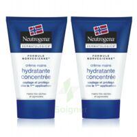 Neutrogena Crème Mains Hydratante Concentrée 2t/50ml à BOLLÈNE