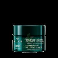 Nuxe Bio Masque Détoxifiant Eclat 50ml à BOLLÈNE
