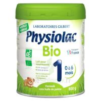 Physiolac Bio 1 Lait En Poudre B/800g à BOLLÈNE