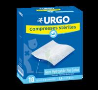 Urgo Compresse Stérile 7,5x7,5cm 50 Sachets/2 à BOLLÈNE